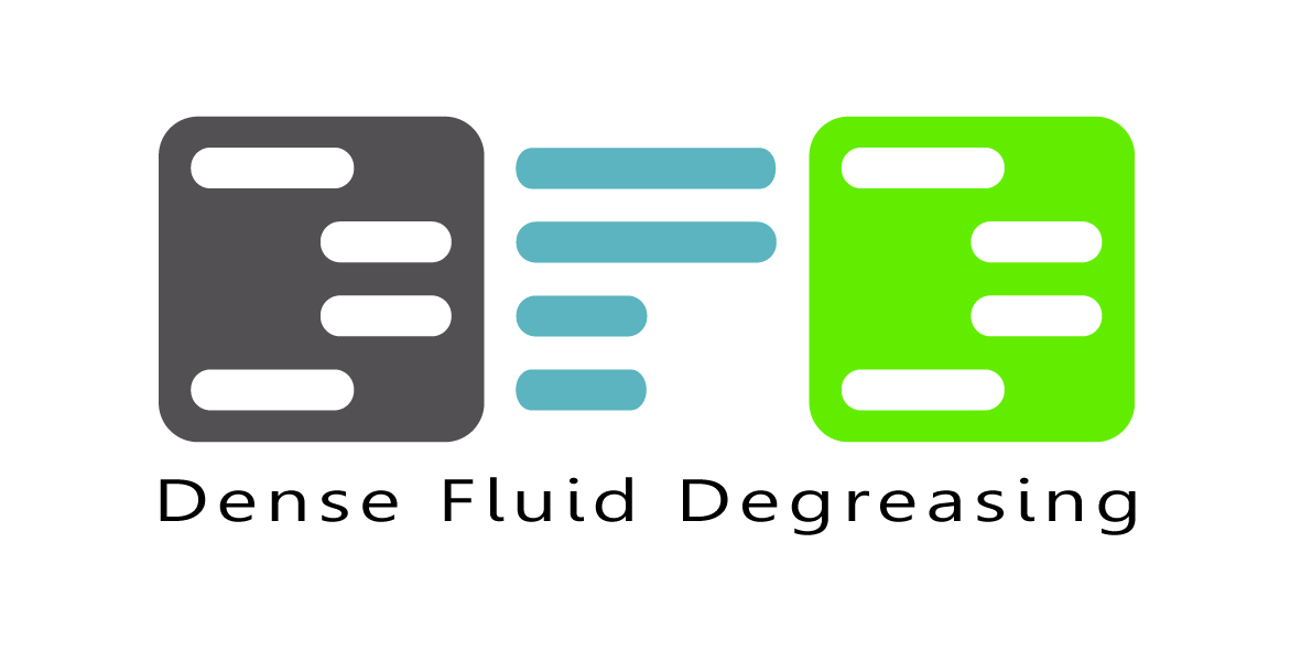 Logo DFD - Dense Fluid Degreasing
