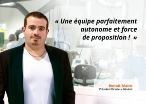 Progress Benoit Maire